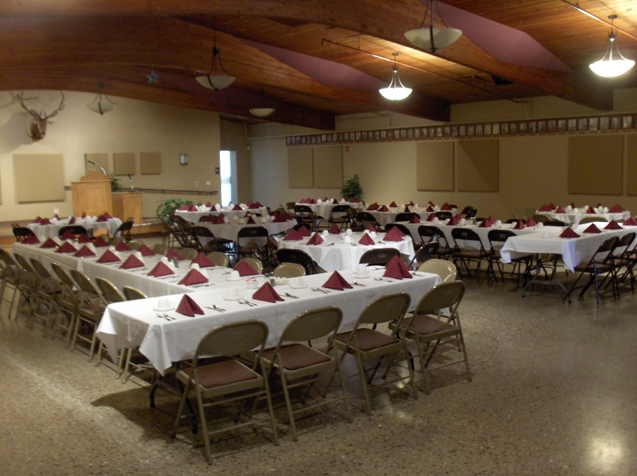 FORT COLLINS Elks Event Center The Lodge Room In Their New Facility Accommodates 220 People Which Makes It A Perfect Setting For Most Gatherings